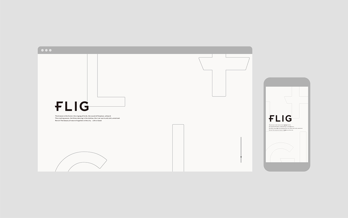 デザイン制作実績/Webトップ画面
